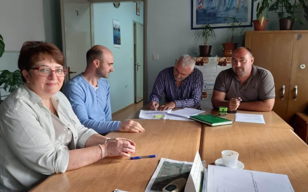 Ptpisan ugovor za izgradnju i opremanje Dječjeg vrtića Sunce u Đulovcu